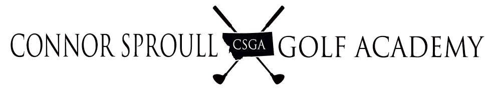 Connor Sproull Golf Academy